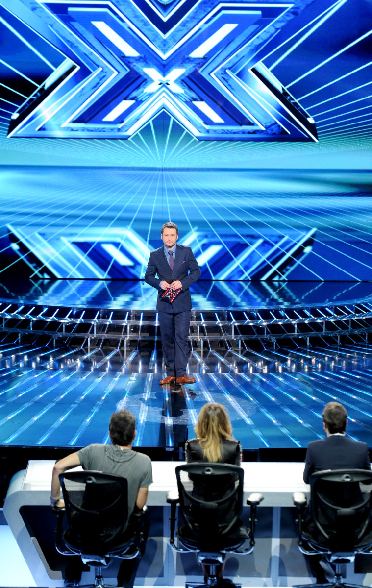 """Pierwszy odcinek """"X Factor"""" na żywo"""